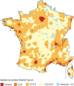 carte densite population france